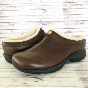 Merrell Primo Chill Slide Moc Shoes Bug Brown 11